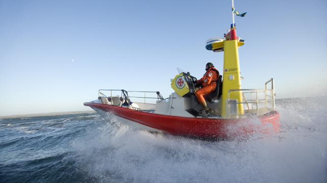 Bild för programpunkt Sjöräddningssällskapet Lomma